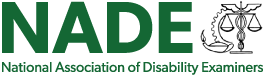 National Association of Disability Examiners